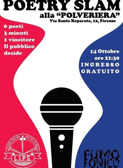 Poetry SLAM in Polvereira
