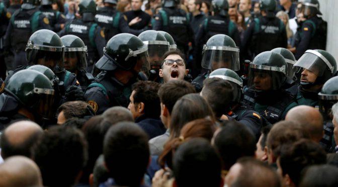 1-O il giorno che ha cambiato la Catalunya proiezione e incontro