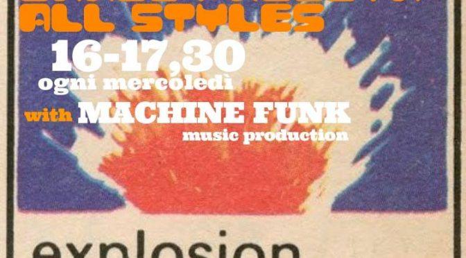 Dance Freesta: All styles / Tutti i mercoledi / 16.00-17.30