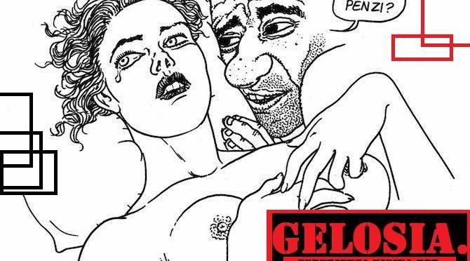 C. I. A. C. #8 – GELOSIA (13genn)