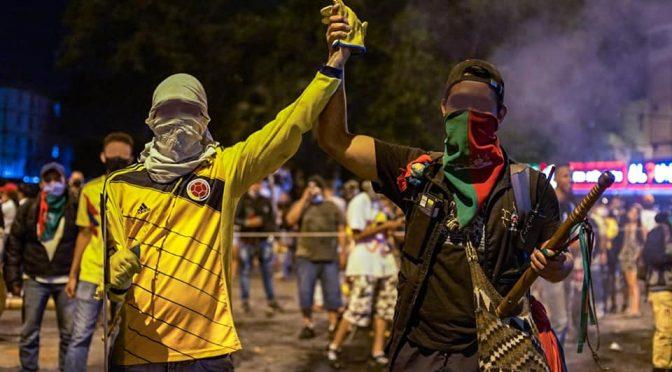 EL PARO NO PARA! #SosColombia